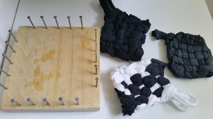 Tawashi, un DIY qui recycle les vêtements et fait la vaisselle