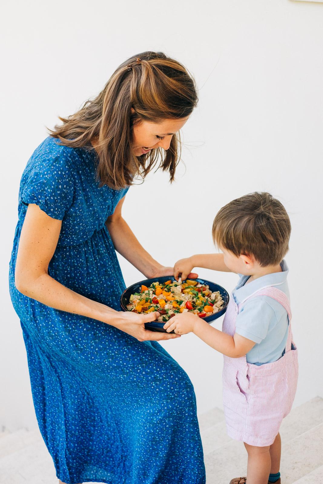 conseil alimentation bébé